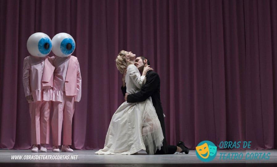 El sueño de una noche de verano William Shakespeare obra de teatro