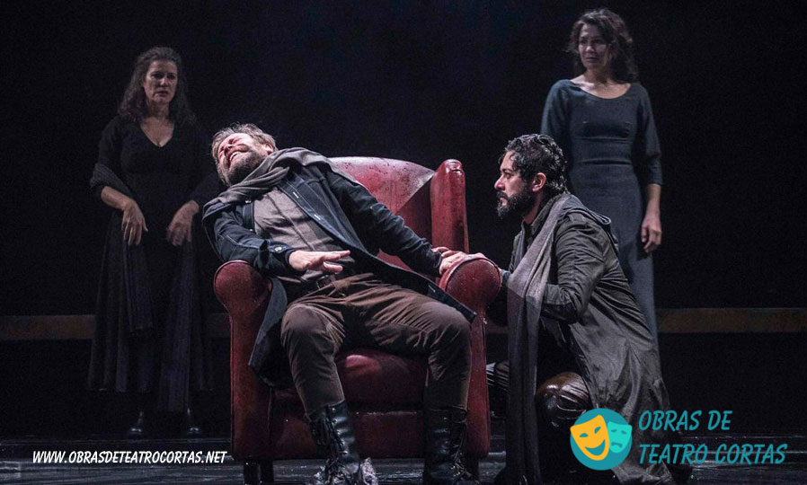 Macbeth William Shakespeare obra de teatro