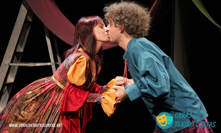 Romeo y Julieta William Shakespeare obra de teatro