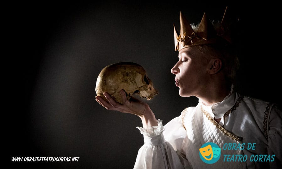 Hamlet William Shakespeare obra de teatro